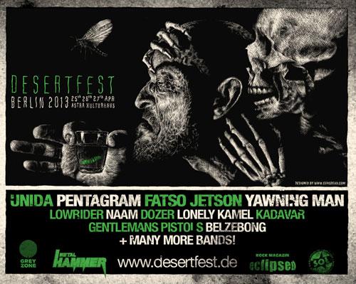DesertFest Berlin 2013