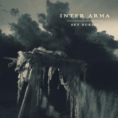Inter Arma 'Sky Burial' Artwork
