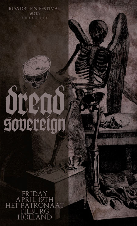 Roadburn 2013 - Dread Sovereign