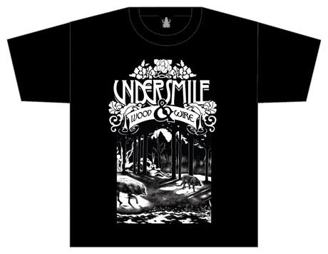 Undersmile Wood & Wire T-Shirt