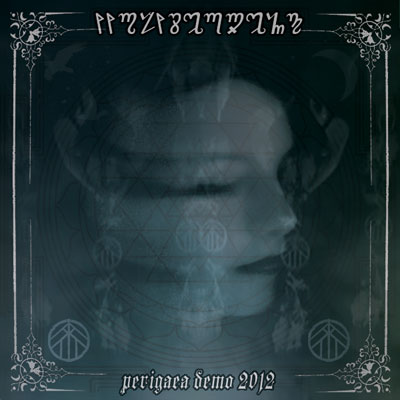 Wolvserpent 'Perigaea' Demo 2012 Artwork