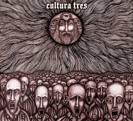 Cultura Tres 'Rezando Al Miedo' Artwork