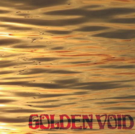 """Golden Void 7"""" Artwork"""