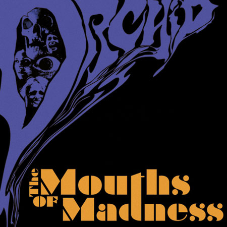 Orchid 'The Mouths Of Madness' Artwork