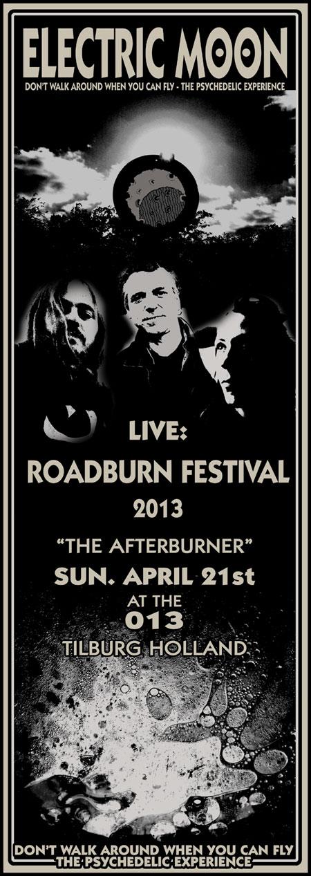 Roadburn 2013 – Electric Moon