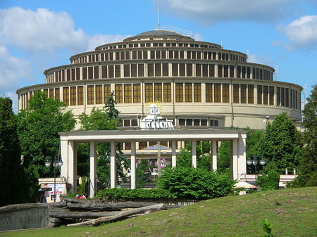 Centennial Hall - Wroclaw, Poland
