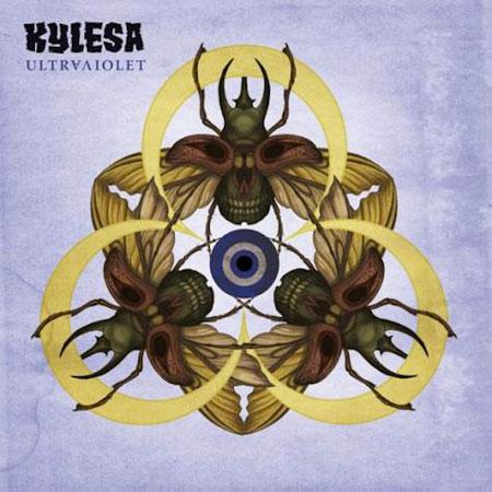 Kylesa 'Ultraviolet' Artwork