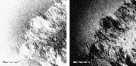 Ommadon 'III' & 'IV'