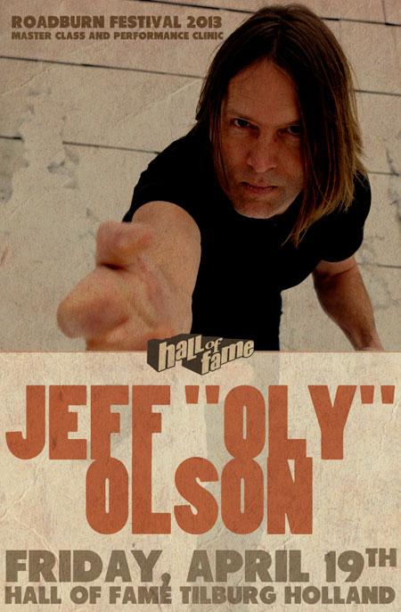 Roadburn 2013 - Jeff 'Oly' Olson