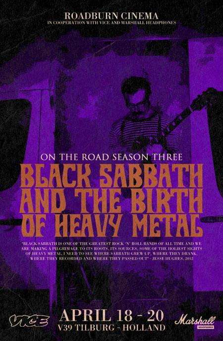 Roadburn 2013 - Black Sabbath And The Birth Of Heavy Metal