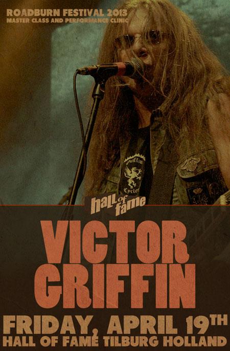 Roadburn 2013 - Victor Griffin