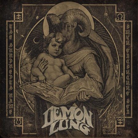 Demon Lung 'The Hundredth Name' Artwork