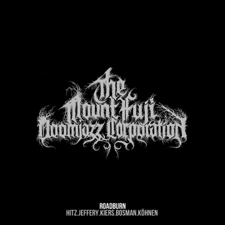 The Mount Fuji Doomjazz Corporation 'Roadburn' Artwork