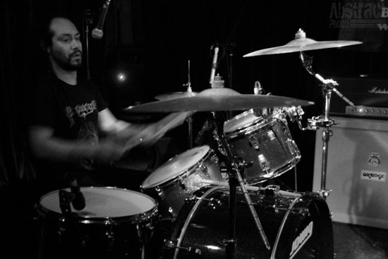 Bell Witch @ Scruffy Murphys, Birmingham 08/05/2013 - Photo by Helen Moss