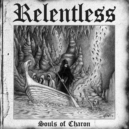 Relentless 'Souls Of Charon' Artwork