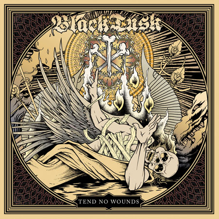 Black Tusk 'Tend No Wounds' Artwork
