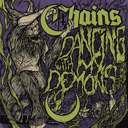 Chains 'Dancing With My Demons' Artwork