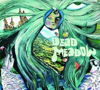 Dead Meadow - ST - Artwork