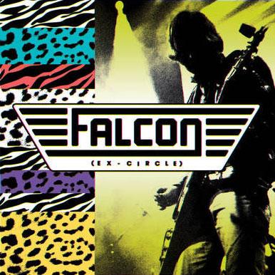 Falcon (ex-Circle) 'Beer And Ribs' Artwork