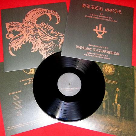 Horse Latitudes 'Black Soil' Vinyl