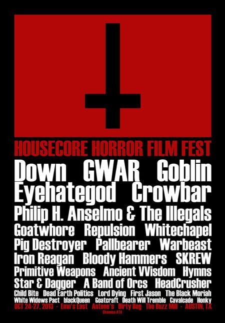 Housecore™ Horror Film Festival 2013