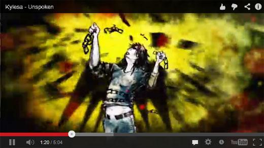 Kylesa 'Unspoken' Video