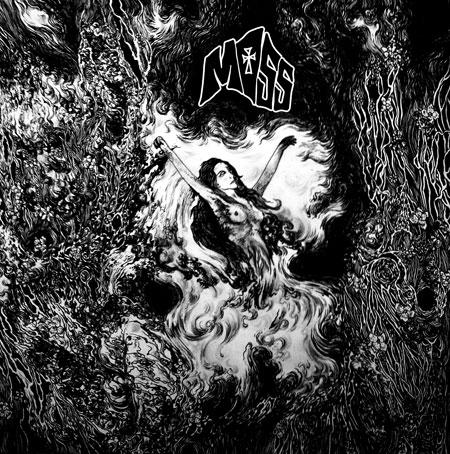 Moss 'Horrible Night' Artwork