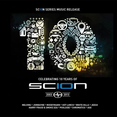 Scion 10 - Artwork