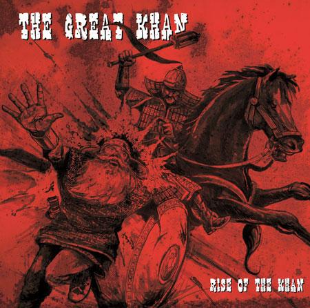 The Great Khan 'Rise Of The Khan' Artwork
