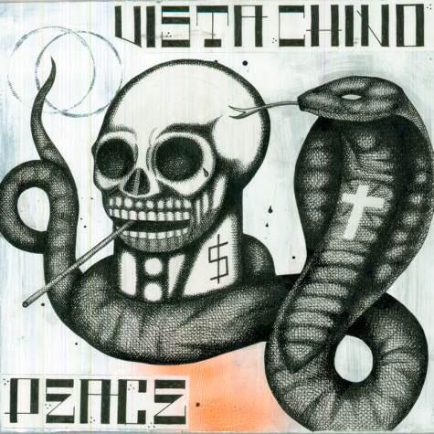 Vista Chino 'Peace' Artwork
