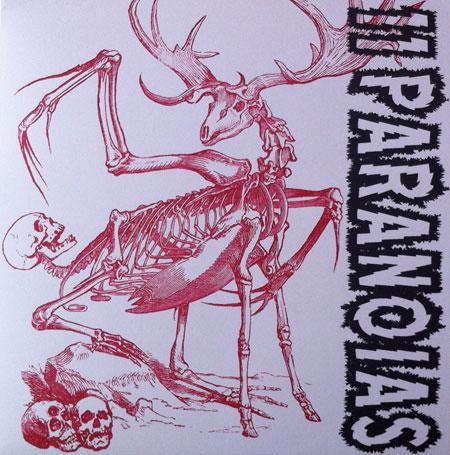 11Paranois 'Superunnatural' 2nd Press Artwork