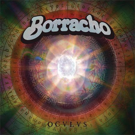 Borracho 'Oculus' Artwork