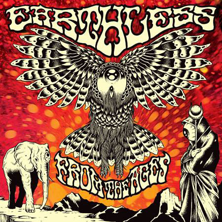 Earthless 'From The Ages' Artwork