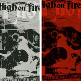 High On Fire 'Spitting Fire Live' (Volumes 1 & 2)