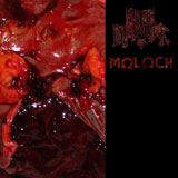 Meth Drinker / Moloch - Split LP