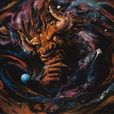 Monster Magnet 'Last Patrol' Artwork