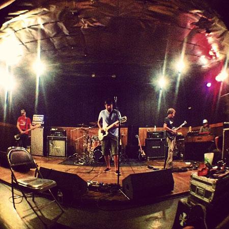 Palms - Rehearsal
