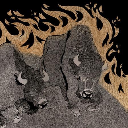 Pine Barren 'Kingmaker' Artwork