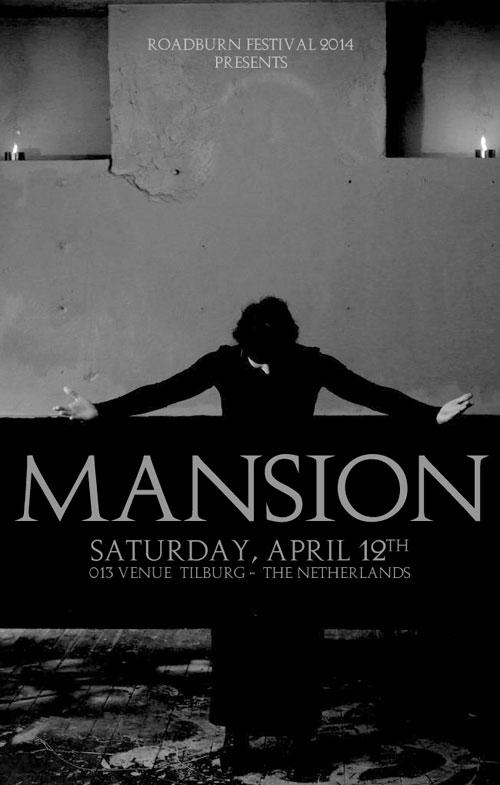 Roadburn 2014 - Mansion