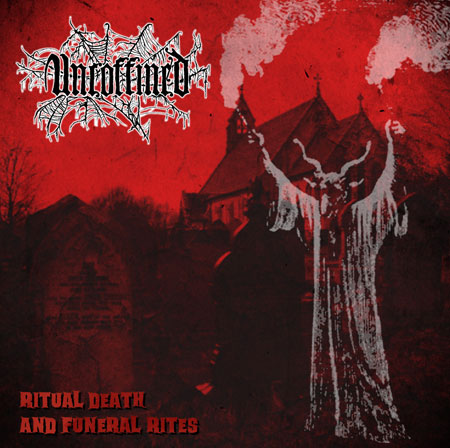 Uncoffined 'Ritual Death And Funeral Rites' Artwork