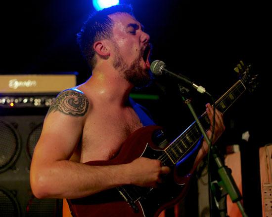 Dune @ Ivory Blacks, Glasgow 01/08/2013