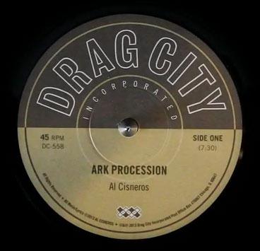 Al Cisneros 'Ark-Procession'