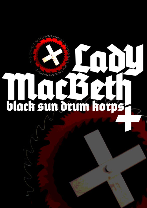 Black Sun Drum Korps - Lady Macbeth