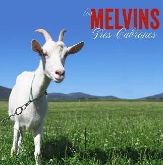 Melvins 'Tres Cabrones' Artwork