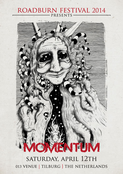 Roadburn 2014 - Momentum