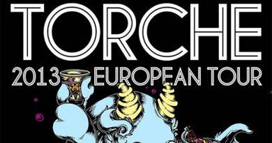 Torche Euro Tour 2013