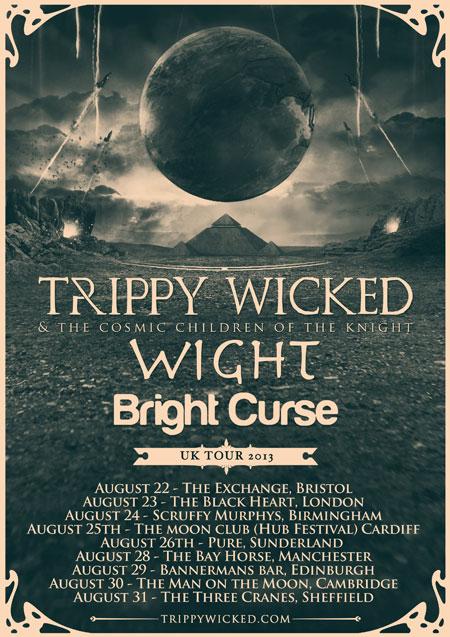Trippy Wicked - UK Tour 2013