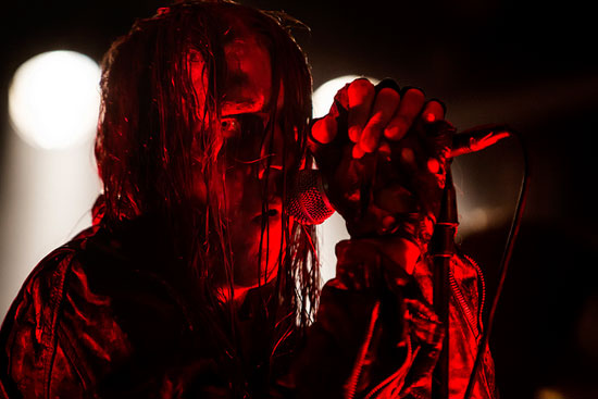 Beyond The Gates 2013 - Pseudogod - Photo by Jarle H Moe