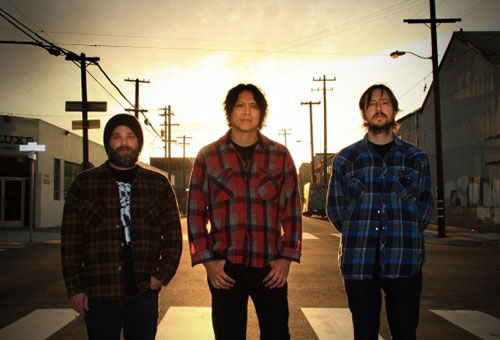 Earthless - Photo by Camilla Saufley