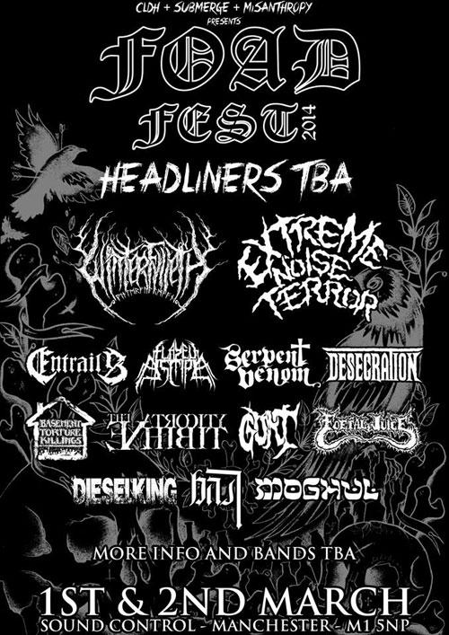 FOAD Fest 2014
